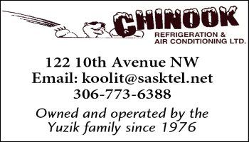 Chinook Refrigeration & Air Conditioning Ltd